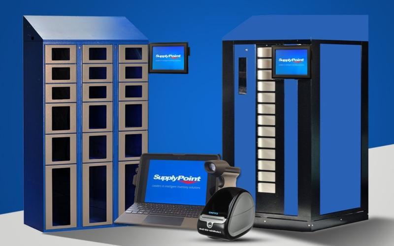 Industriële automaten bij SupplyPoint