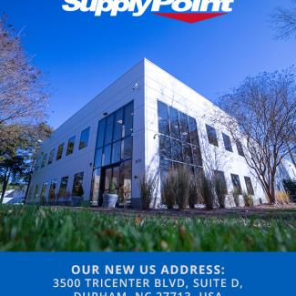SupplyPoint US nouvelle installation