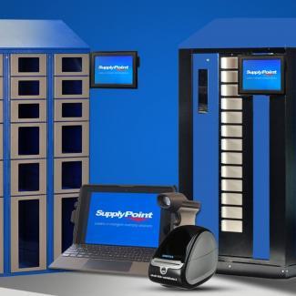 Distributeurs automatiques industriels à SupplyPoint