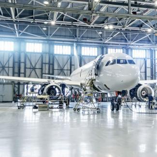 Image de bannière de l'industrie aérospatiale indienne à SupplyPoint